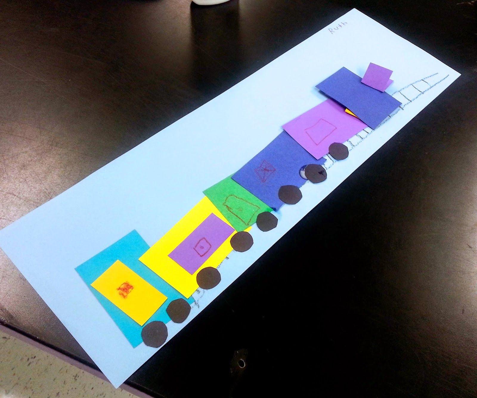 Beginning of Year. Mouse Shapes. Art with Mrs. Nguyen (Gram): * Kindergarten