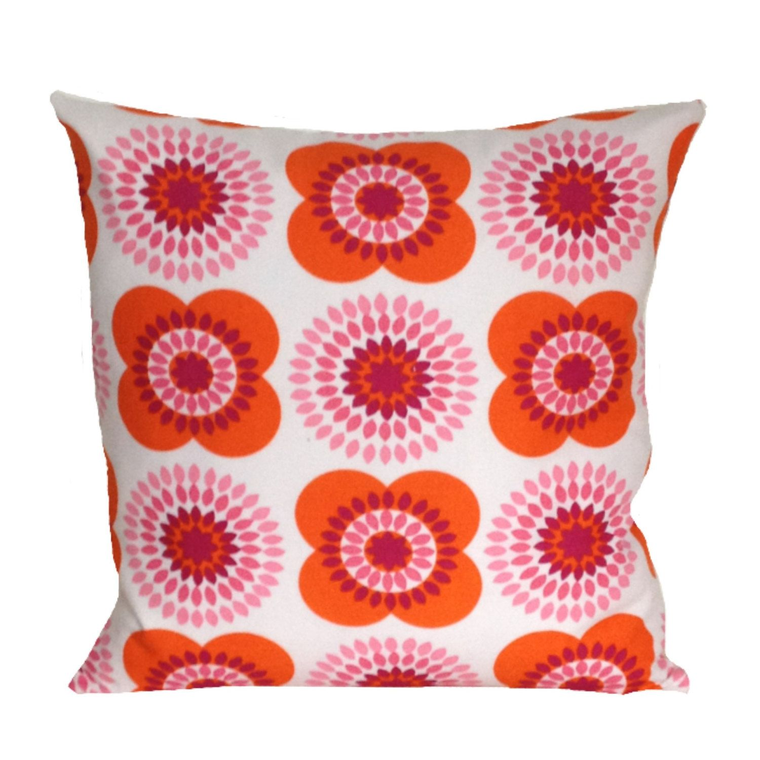 couch indoor accent burnt cushion coastal red throw rust pin pillows decorative cover patio chair pillow outdoor orange