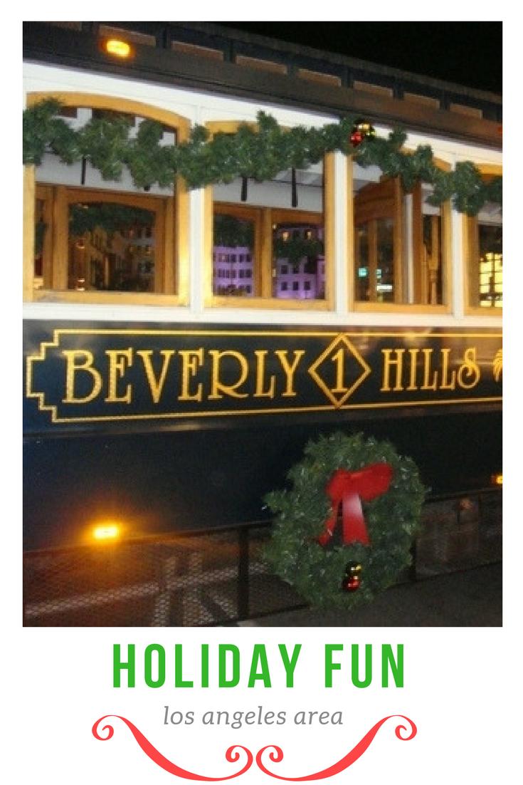 Family Christmas Events Around Los Angeles Ideas California