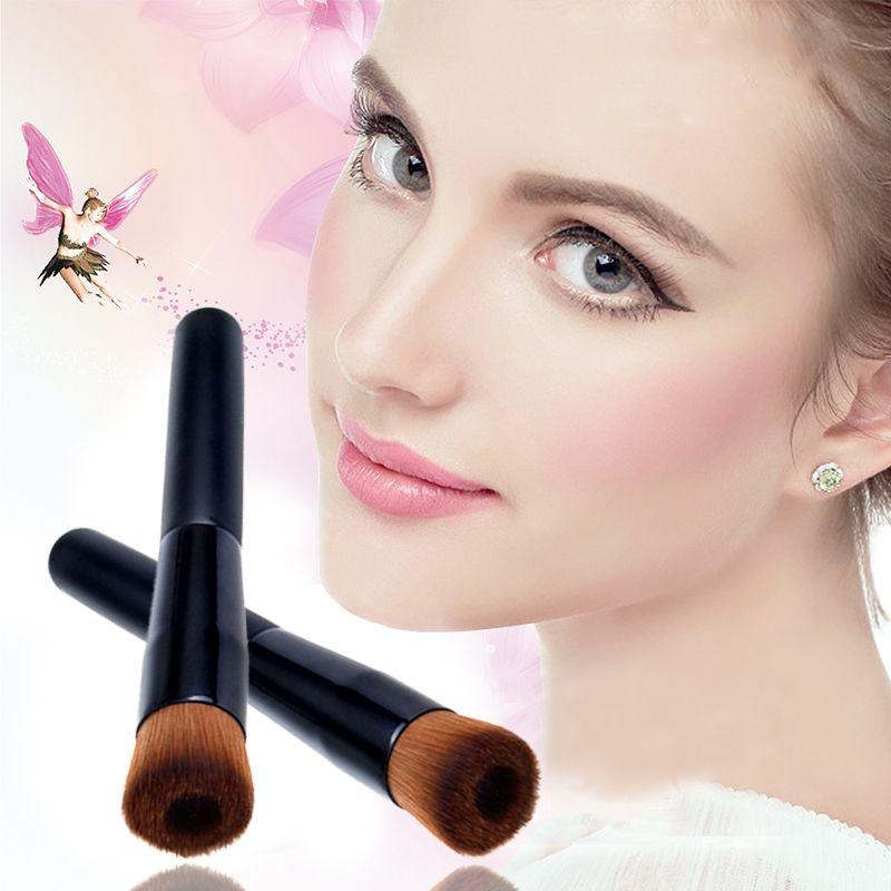 Spazzole di trucco Fondazione Blush Liquido Make Up Pennello Kabuki Spazzola di Trucco