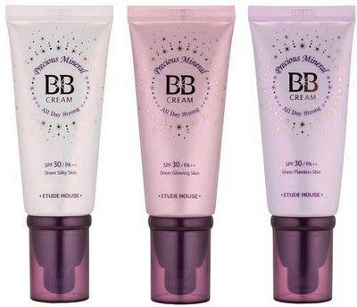 Etude House Precious Mineral All Day Strong BB Cream (