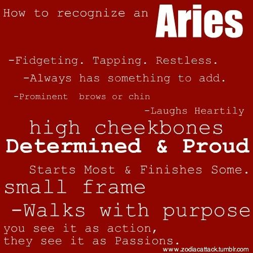 What sign is most compatible with aries
