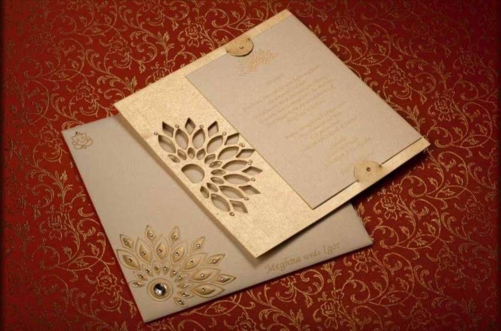Latest Indian Wedding Card Designs | Wedding Gallery | Pinterest ...
