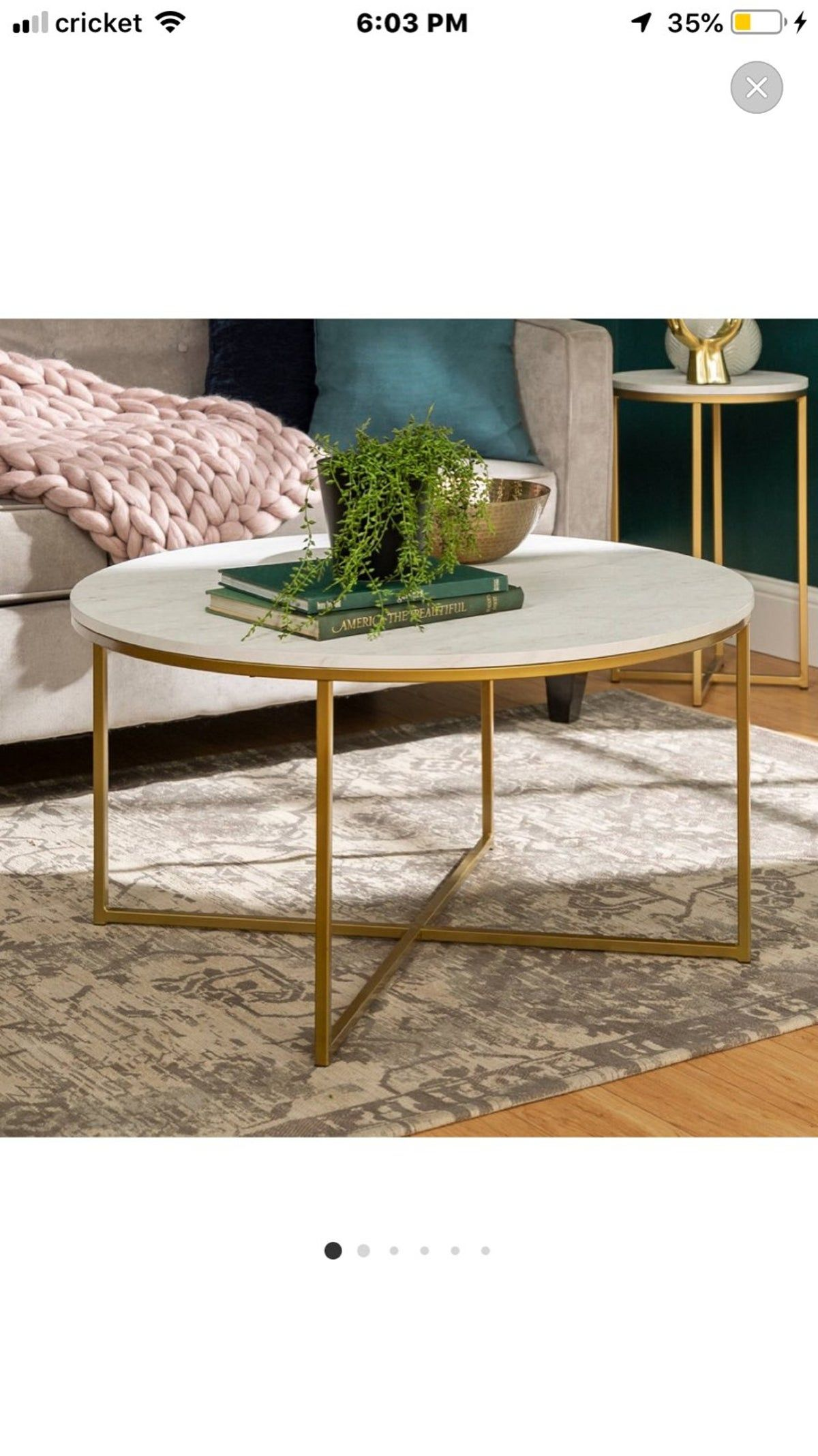Saracina Home Faux Marble Coffee Table In 2020 Faux Marble Coffee Table Coffee Table Saracina Home [ 2136 x 1200 Pixel ]