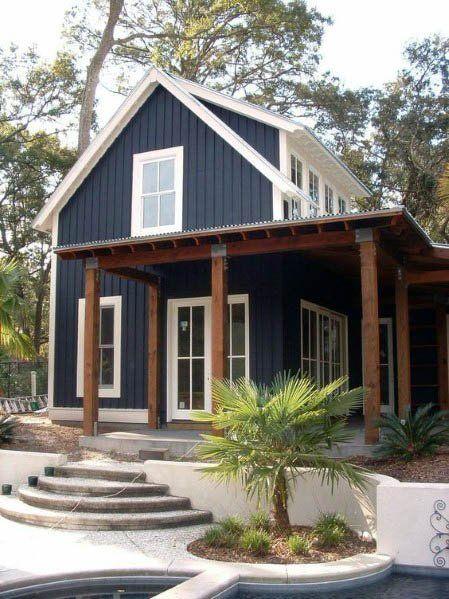 Top 60 Best Exterior House Siding Ideas - Wall Cladding Designs