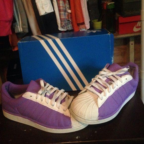 Custom Adidas Shelltoe