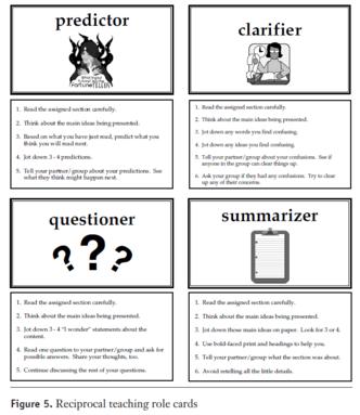 Strategy 4 Reciprocal Teaching Reciprocal Teaching Teaching Comprehension Teaching