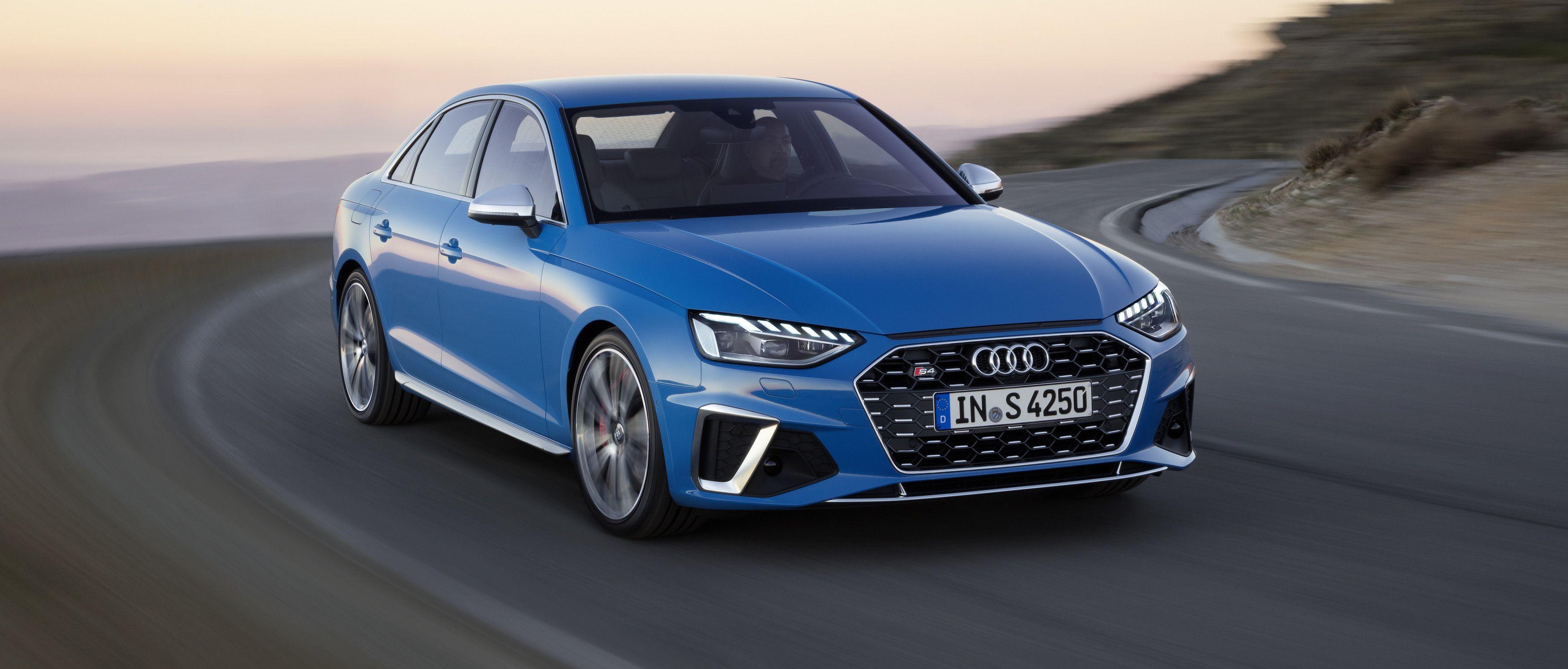 Audi A4 Serieux Restylage Pour Toutes Les Versions Audi S4 Audi A4 Audi Usa