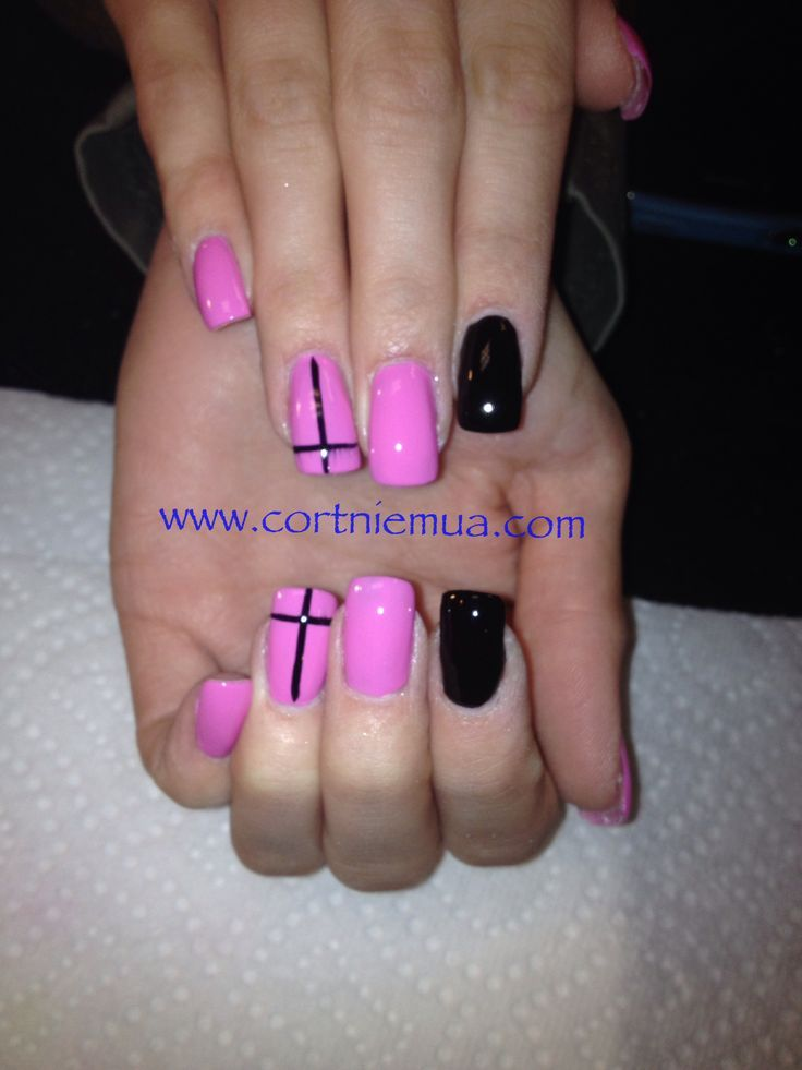 Acrylic Nail Designs Crosses - http://www.mycutenails.xyz/acrylic ...