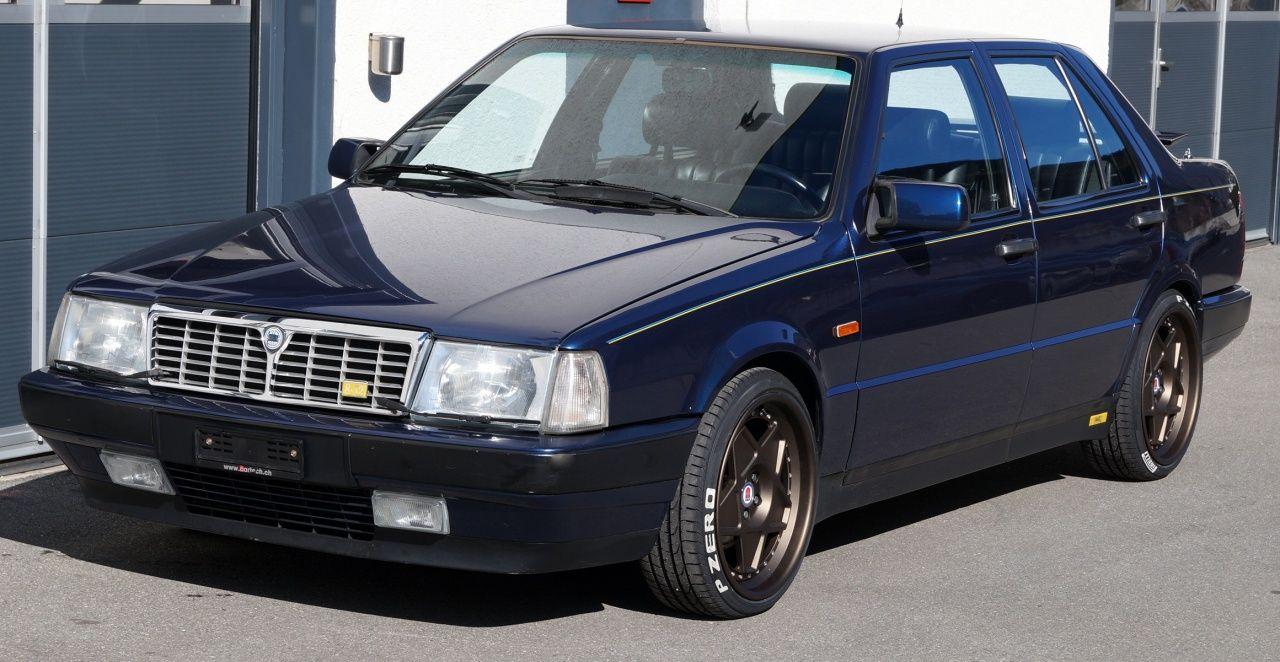 Lancia Thema 8 32 Thema Auto S Motor