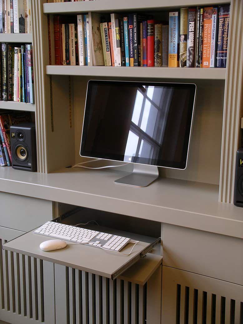 Bespoke Keyboard Desk Pull