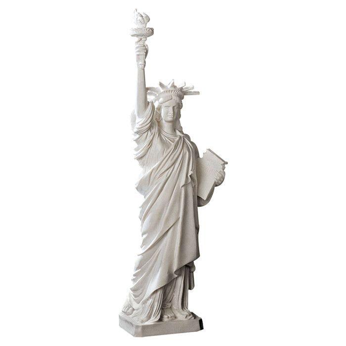 Liberty Enlightening the World Figurine