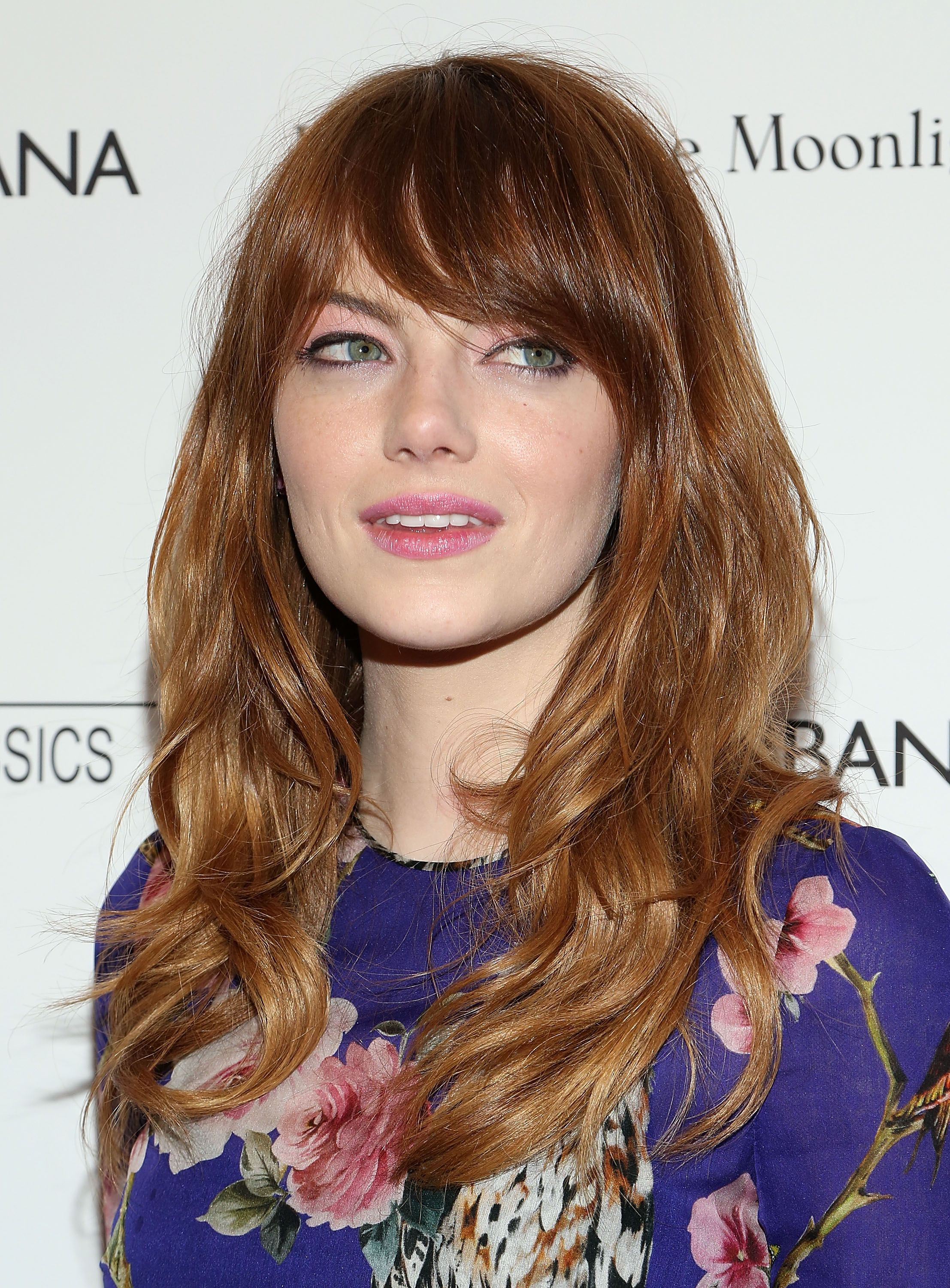 The Ultimate Roundup Of Hair Color Inspiration For Every Shade Emma Stone Hair Emma Stone Haircut Hair Inspiration Color