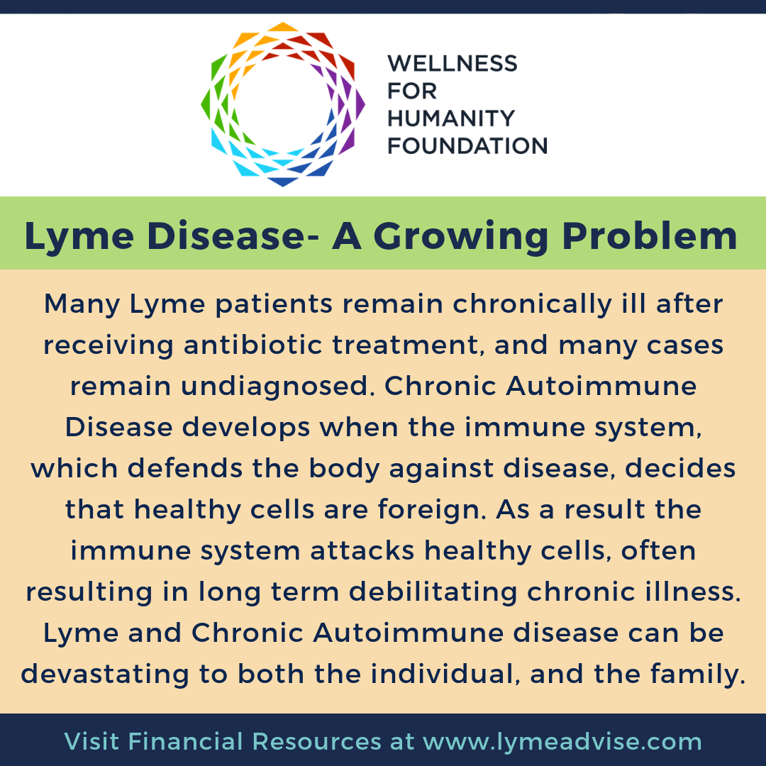 This helps explain precisely why Lyme disease is far from an easy to