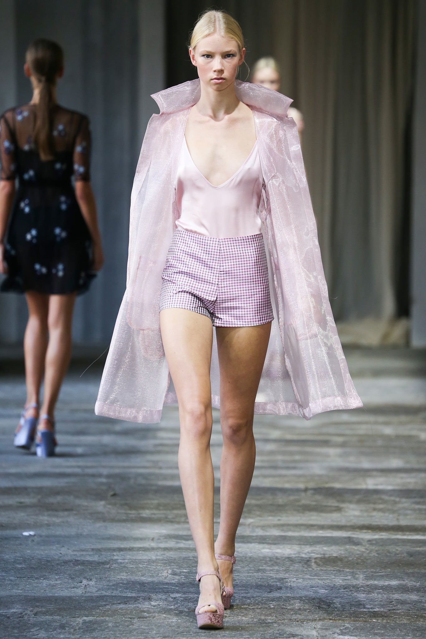 Spring 2015 Ready-to-Wear - Luisa Beccaria