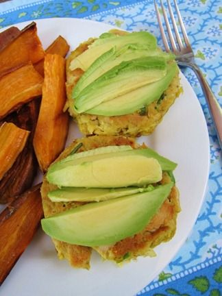 Curry Tuna Cakes (Paleo), quick and easy