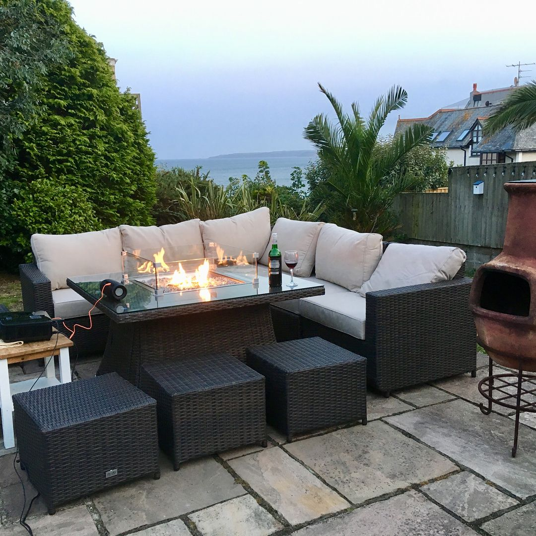 Pin by Moda Outdoor Furniture on My house in 2020 | Fire ...