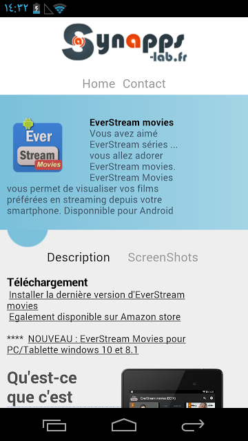 everstream series pour pc