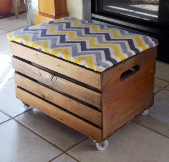 Taburete de palet sof s sillones sillas de palets - Sillas con palets ...
