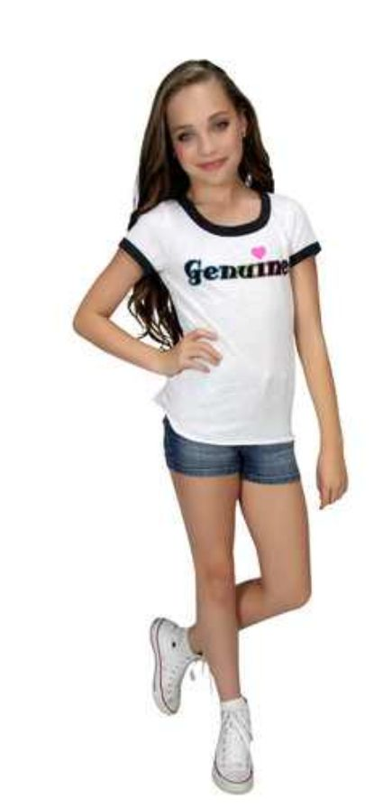 maddie and mackenzies new clothing line dancemommers