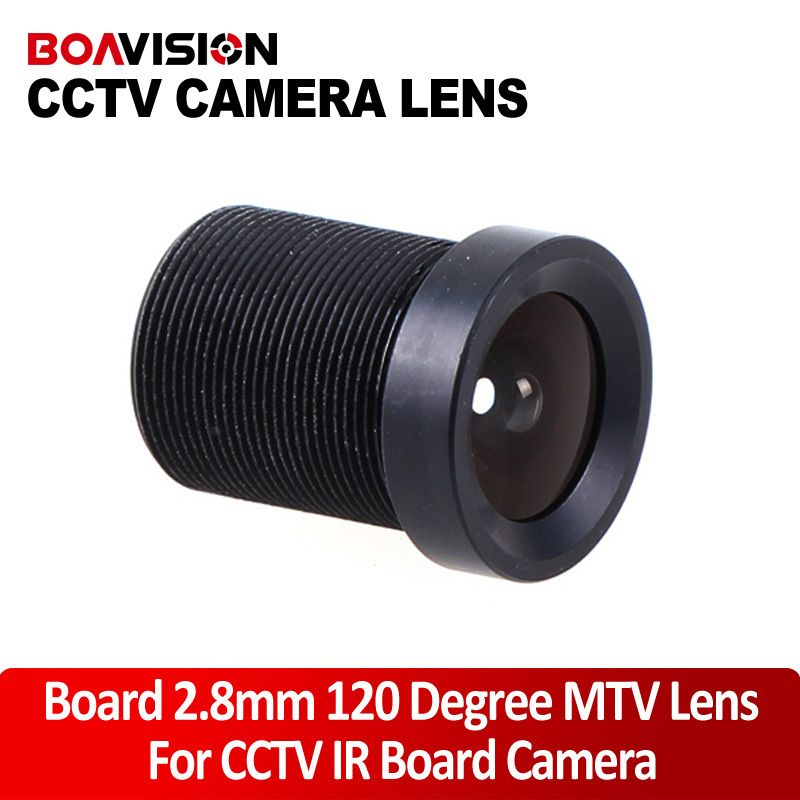 Board 2 8mm 120 Degree Wide Angle Lens For Cctv Security Camera Cctv Security Cameras Cctv Camera Video Surveillance