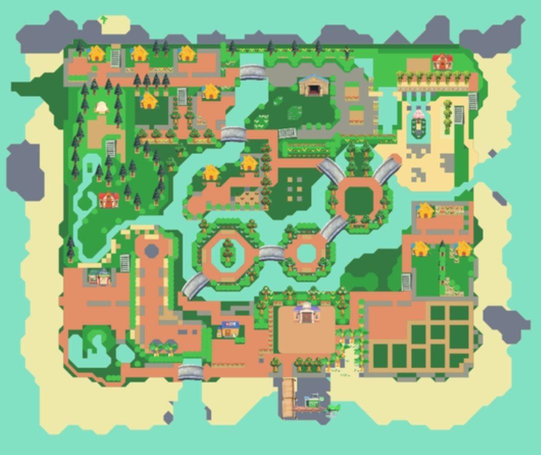 15+ Animal crossing island map ideas