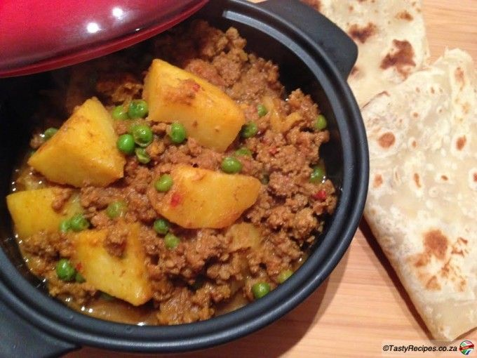 Minced Beef Curry Recipe Minced Beef Curry Beef Curry Mince