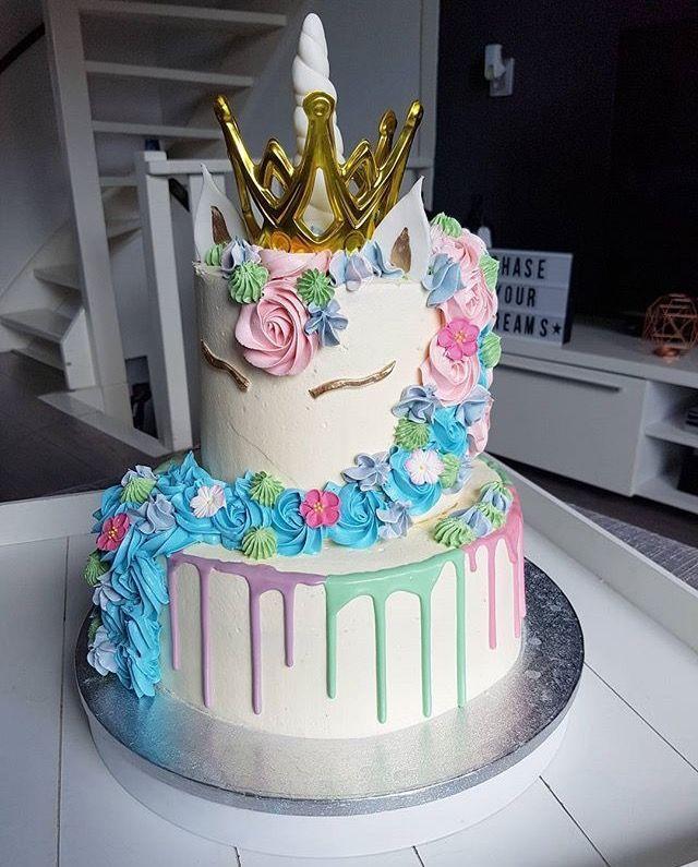Isabel Geburtstagstorte Mit Bildern Einhorn Geburtstagskuchen