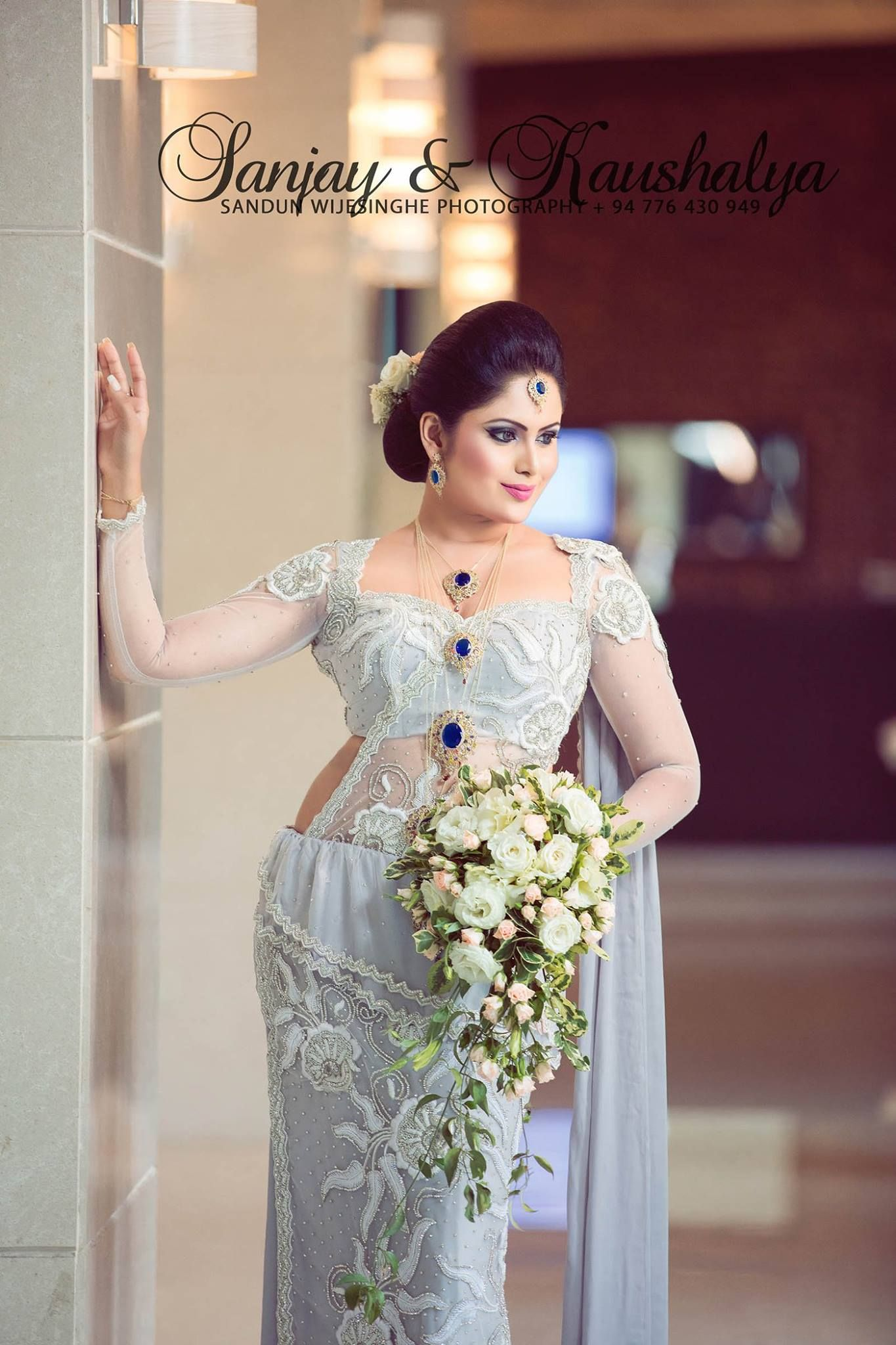 Bridal Dresser - Chami Habarakada Bridal outfit - Roop Kala | Sri ...