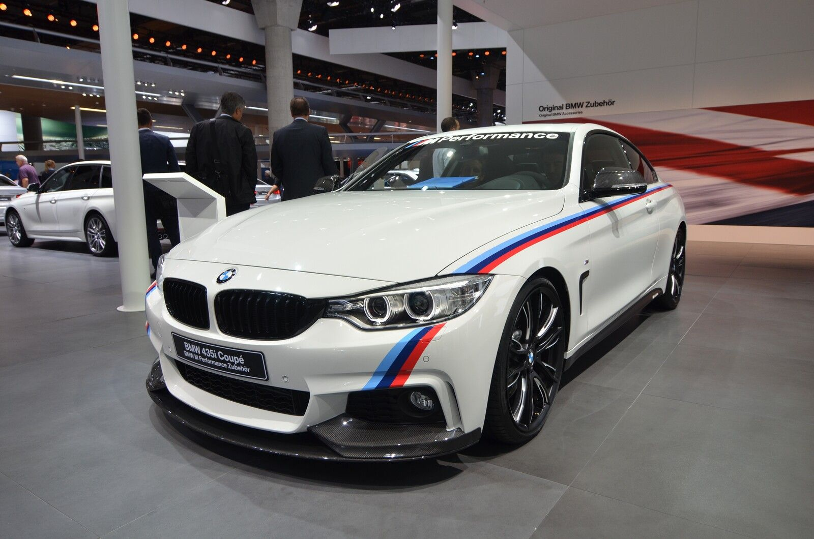 Bmw 435i Coupe M Performance