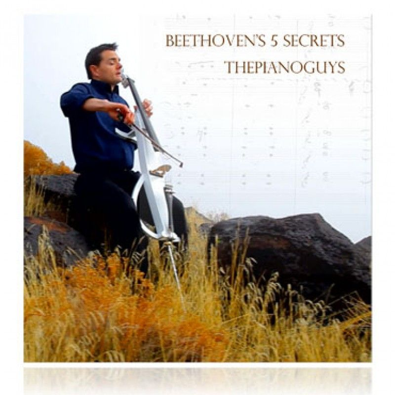 Beethoven's 5 Secrets MP3-ThePianoGuys