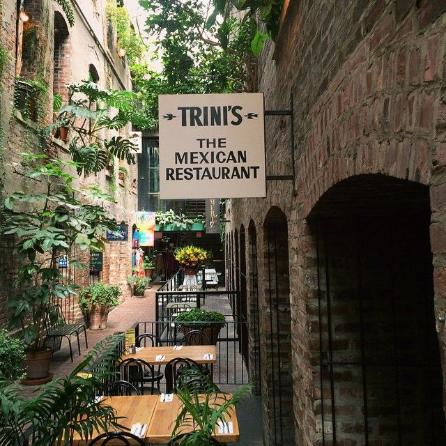 Trini S Mexican Restaurant In The Old Market Pageway Omaha Ne