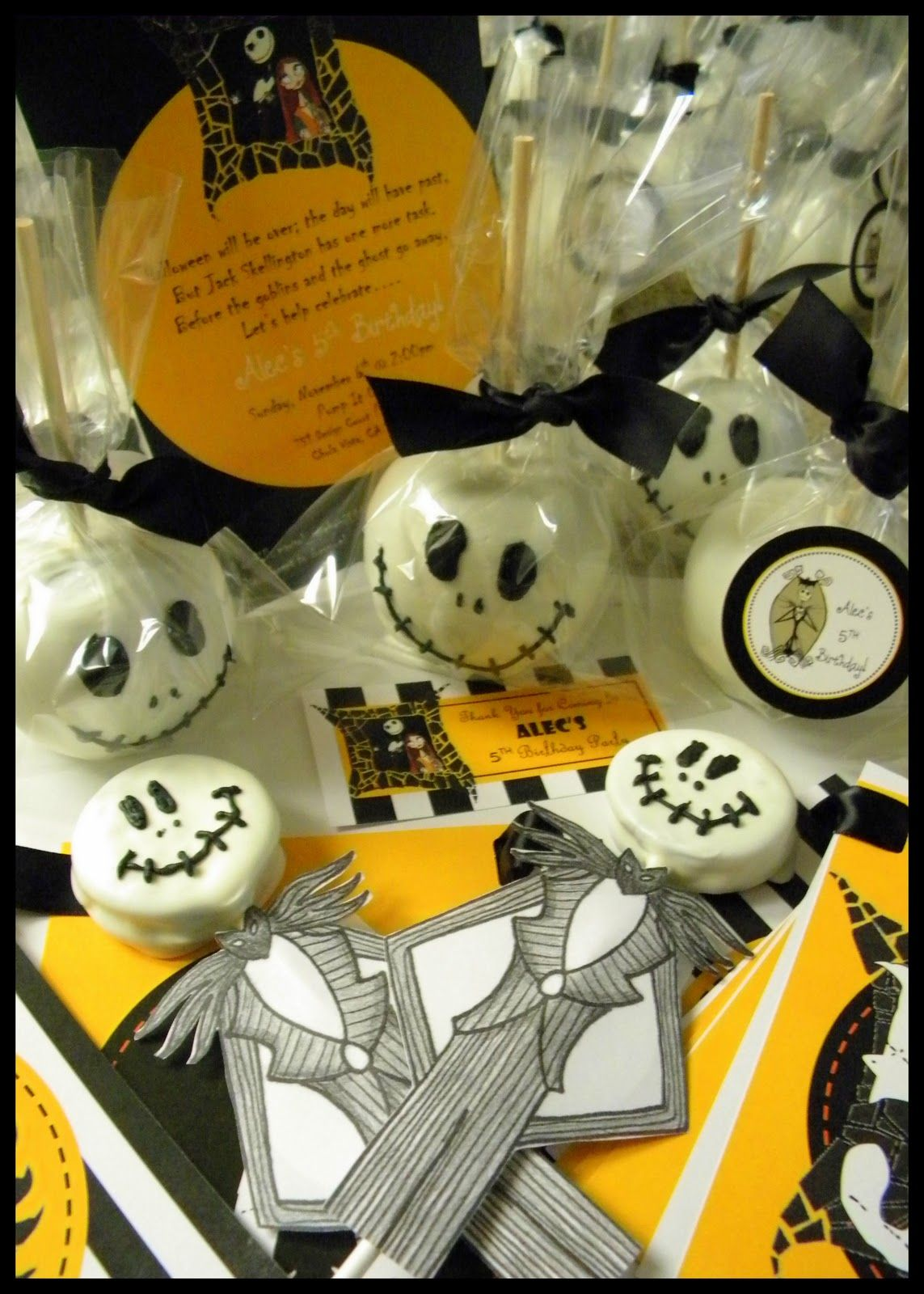 mkr creations the nightmare before christmas