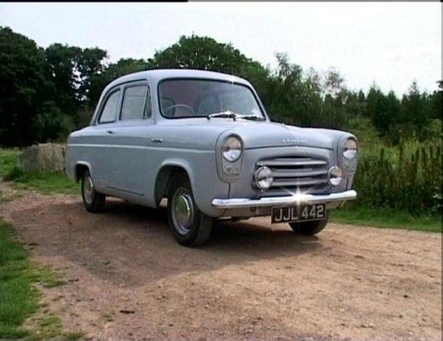 Ford Anglia in  Classic Ford Cars of Yesteryear  & 1954 Ford Anglia [100E] | CCC ENGLAND cars | Pinterest | Ford ... markmcfarlin.com