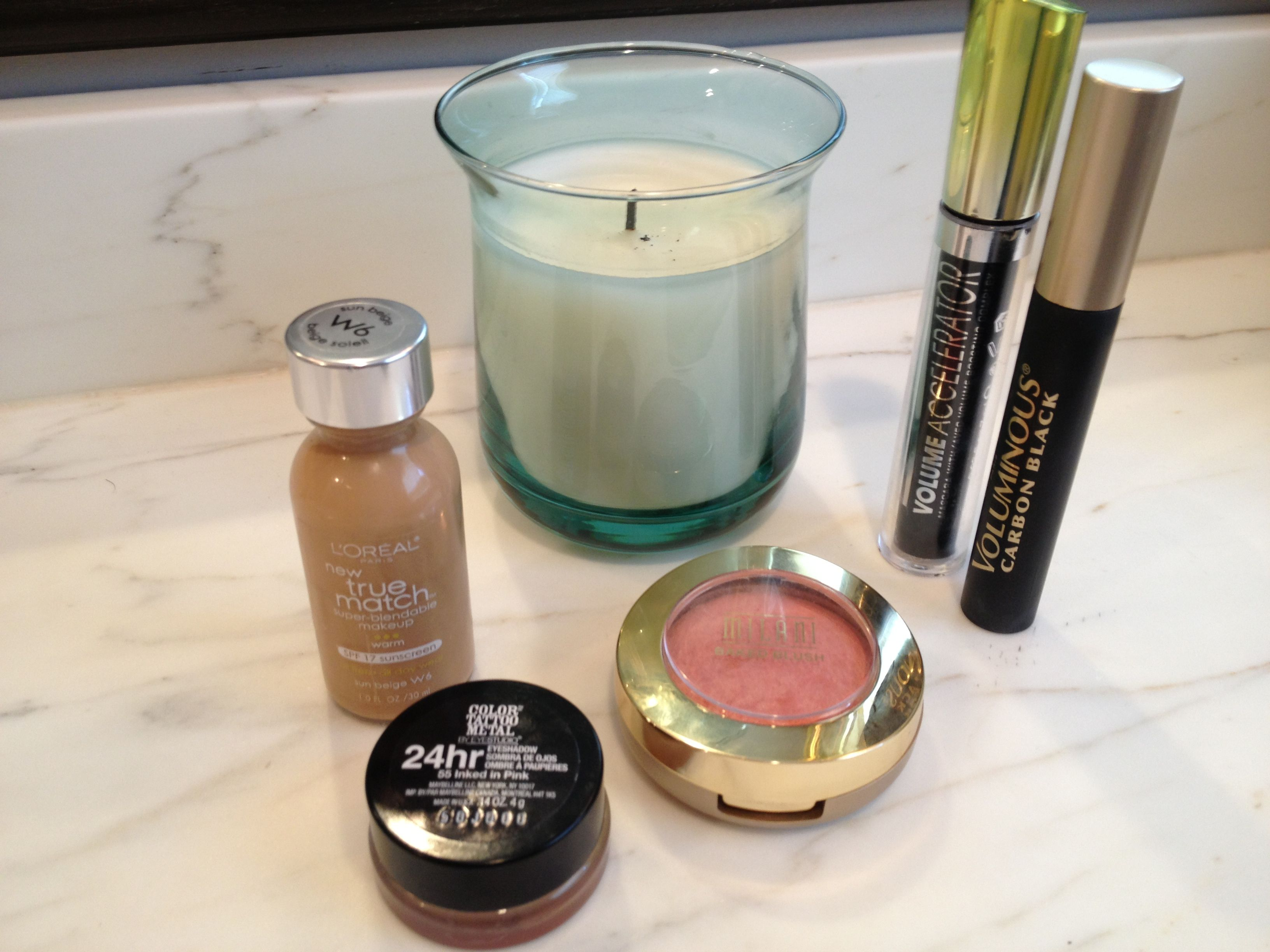 Drug Store Products I love #ddbyg #beautyproducts #makeup #drugstore #linenandgold