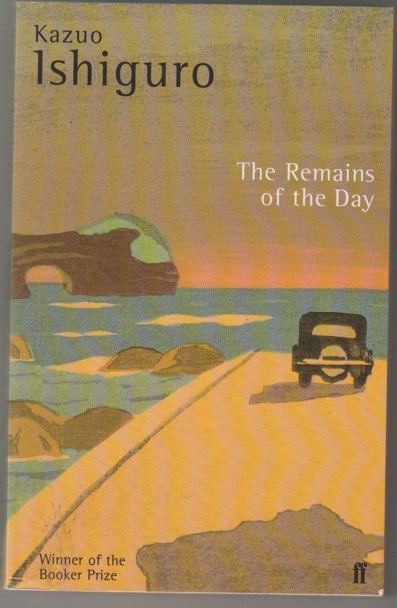 "Amazon CEO Jeff Bezos: ""The Remains of the Day"" by Kazuo Ishiguro"
