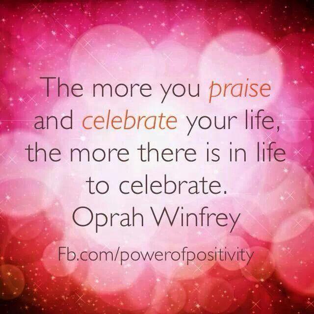 Praise & Celebrate