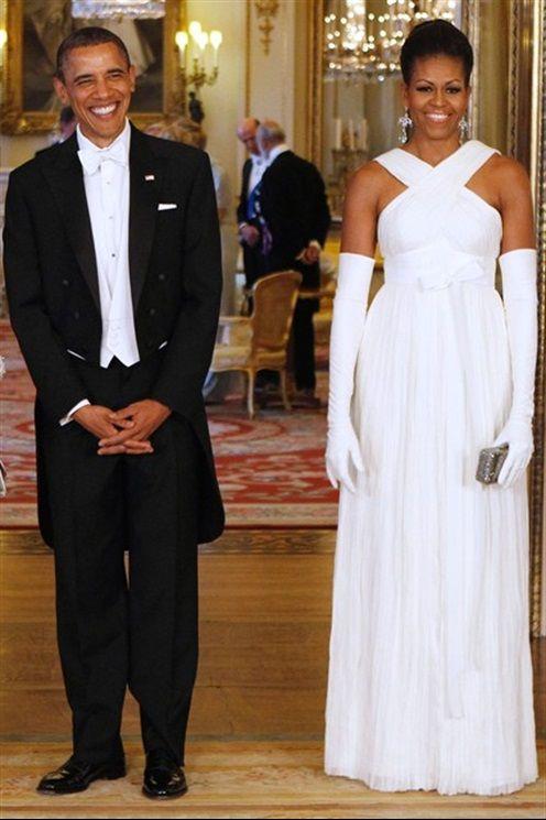 Michelle Obama, First Lady americana ora uscente, il17 Gennaio 2017 ha spento 53 candeline.   E noi di Vogue.i