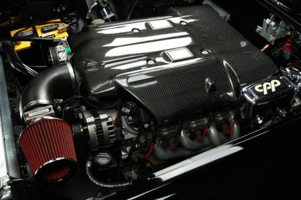 1964 Lincoln Continental Convertible with a LS1 | Engines