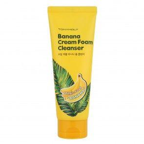 Banana Cream Foam Cleanser