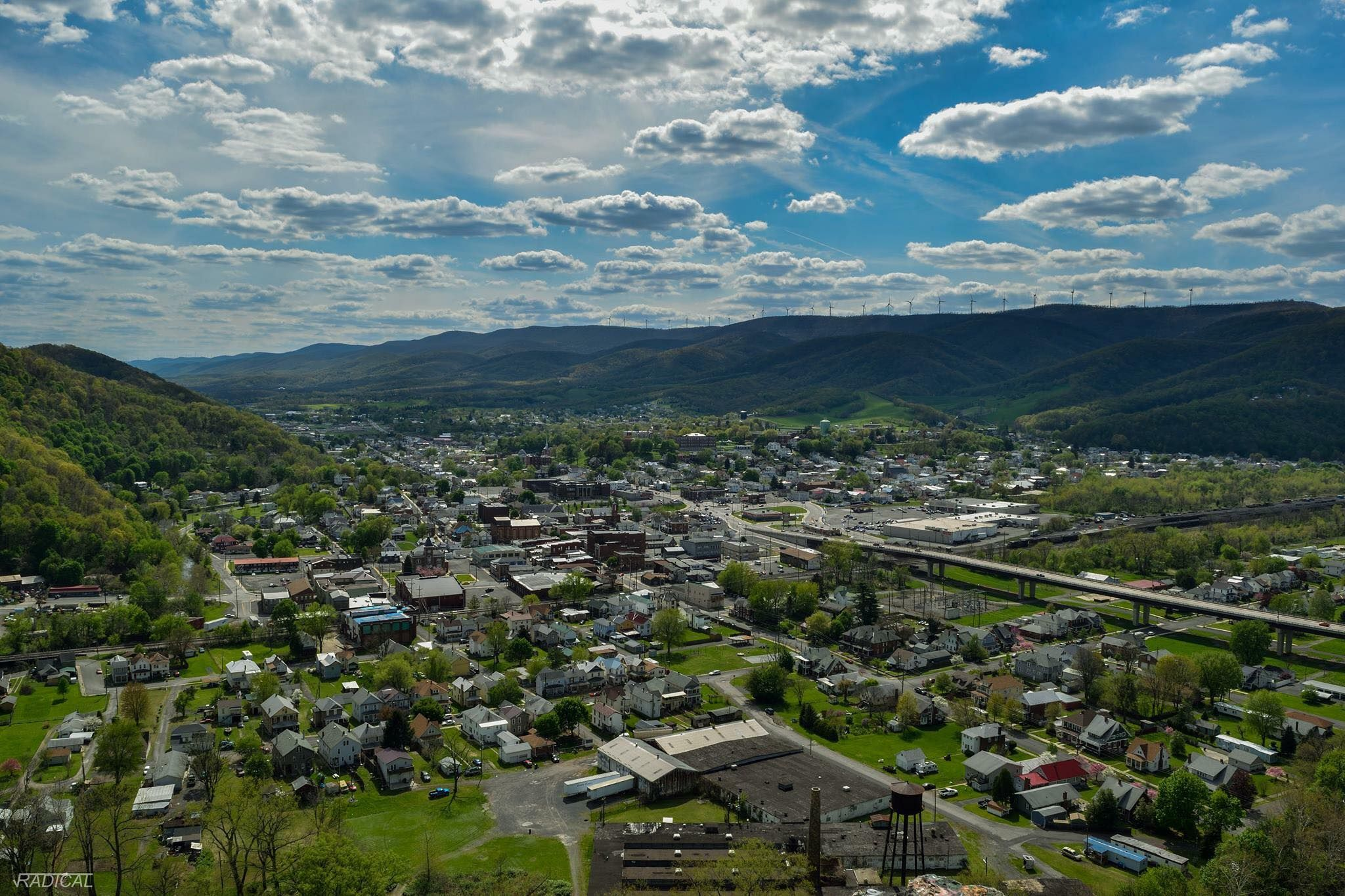 Mineral County West Virginia Keyser West Virginia Aerial View West Virginia Country Roads Take Me Home Places To Travel