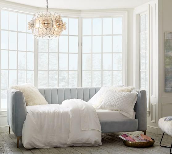 Upholstered Daybed Upholstered daybed, Daybed
