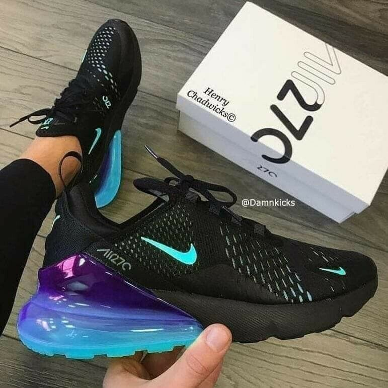 Nike air max 270 womens 6.5 #fashion #clothing #shoes