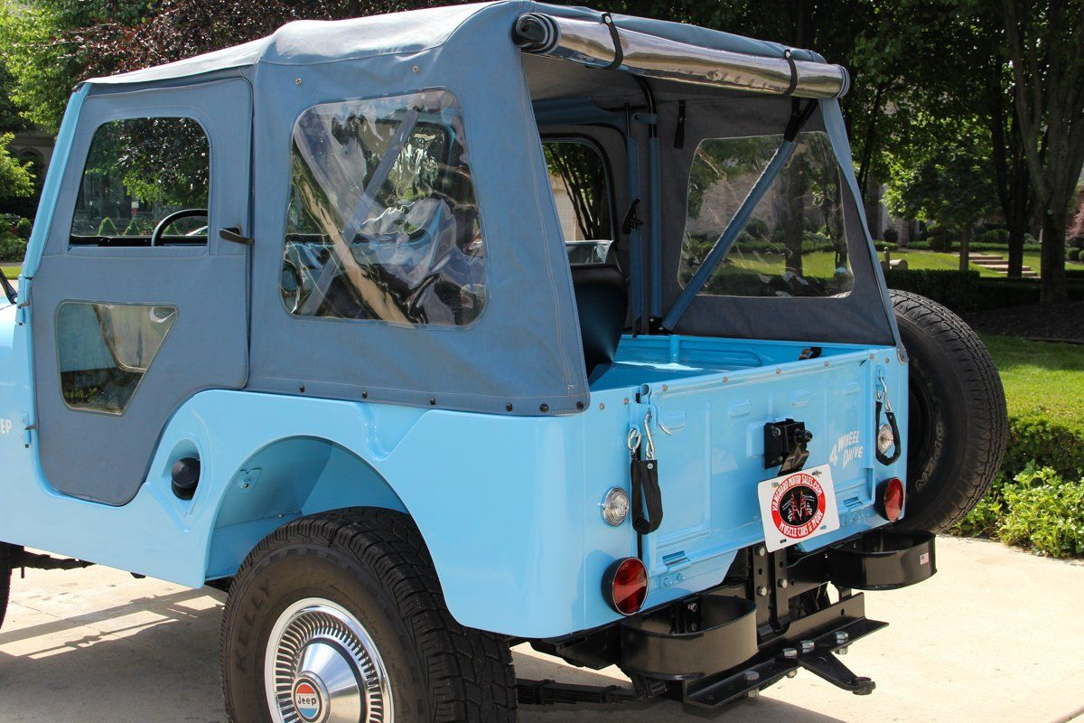 1960 Jeep CJ | Classic Cars for Sale Michigan: Muscle & Old Cars | Vanguard Moto…