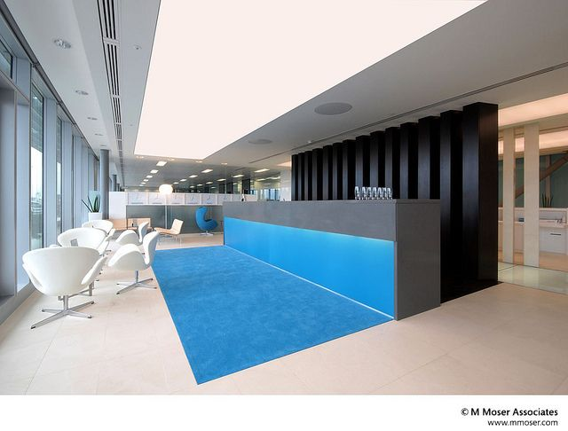 Office designs where workstyle meets lifestyle for Office service material de oficina