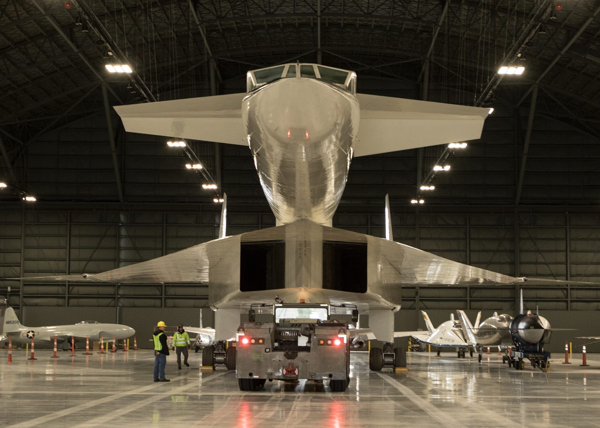 XB-70 Valkyrie at the National Museum of the Air Force
