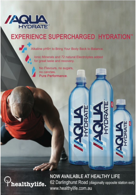 Pin By Performance Beverage Company On Aquahydrate Australia