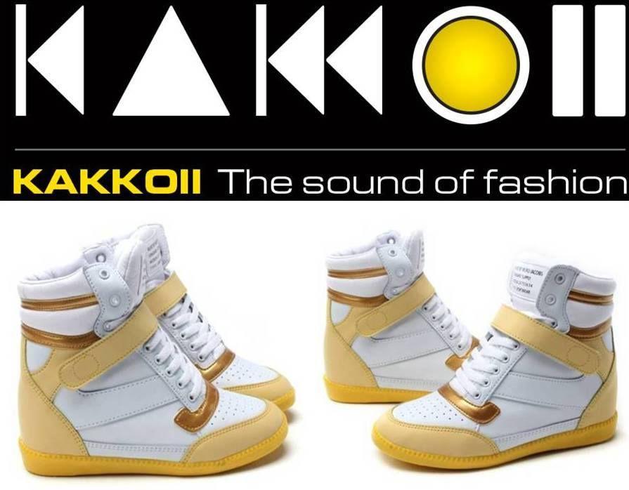 kakkoii-fashion present,  New Fashion - high heel Sneakers high heel