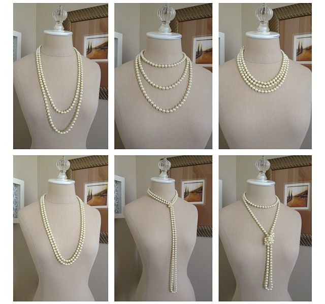 I love my great-grandmother's pearls. They are among the ...