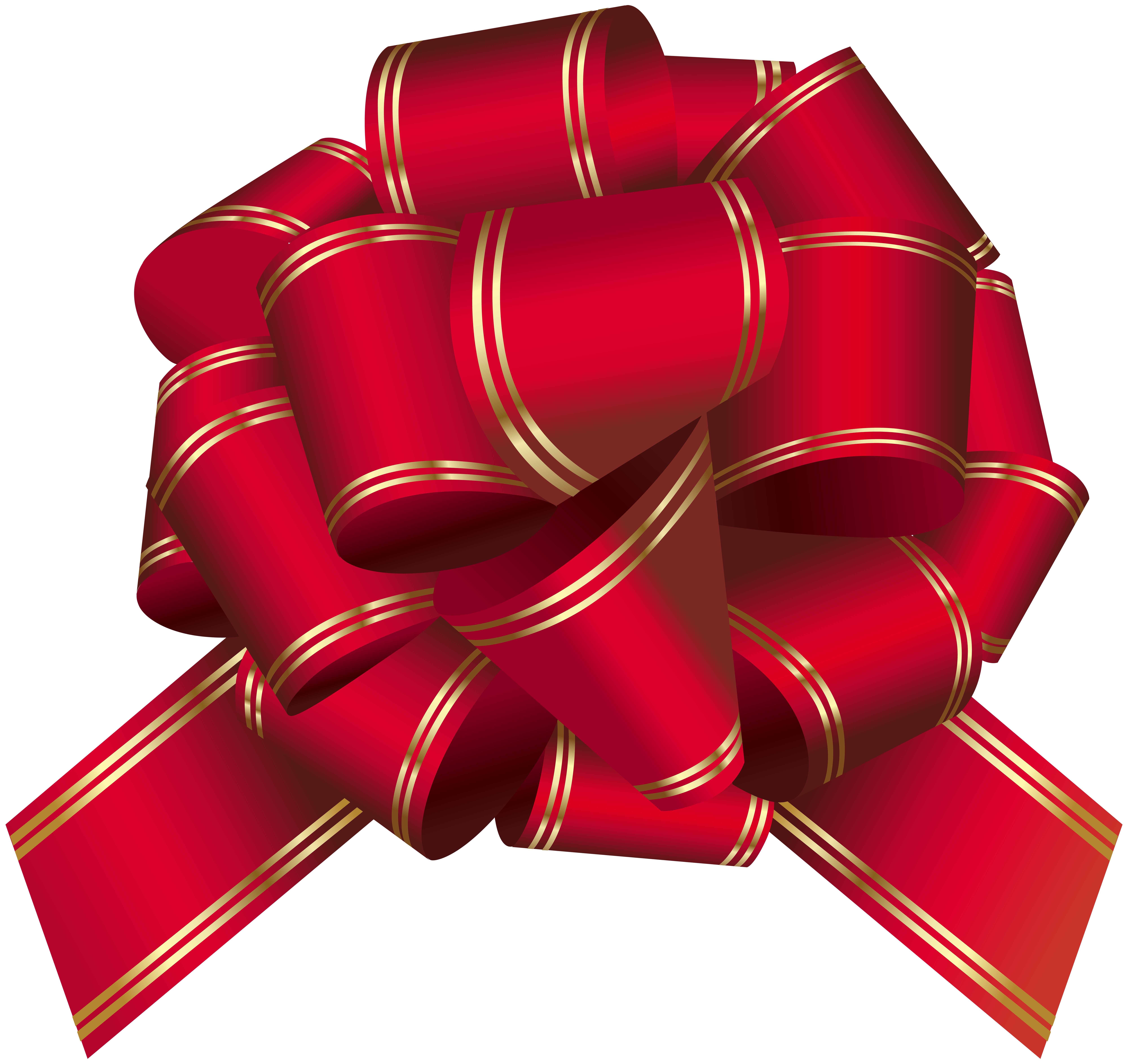 Red Bow Deco Transparent Clip Art Image Gallery Yopriceville High Quality Images And Transparent Png Free Clipart Clip Art Christmas Graphics Bows